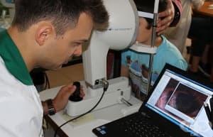 Уникална интервенция в България. Офталмолози от Александровска имплантираха изкуствен ирис на дете с тежка очна травма