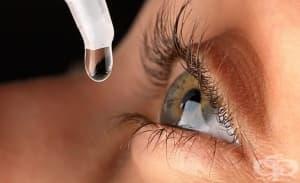 Деца се дрогират с капки за очи