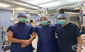 Неврохирурзи направиха за първи път койлинг на кръвоносни съдове в Северна България