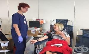 БЧК-Варна предлага опрощаване на здравни осигуровки на кръводарителите