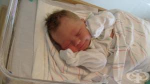 Момиченце е първото бебе, родило се в МБАЛ - Ловеч