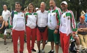 Българи се върнаха с медали от спортно състезание за трансплантирани
