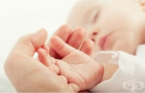 Най-голямото бебе за годината се роди в Пловдив