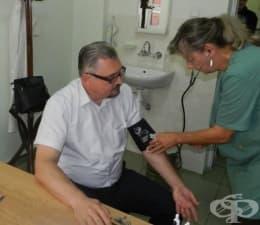 Областният управител на Видин инж. Цветан Асенов даде личен пример, като се включи в кръводарителската акция
