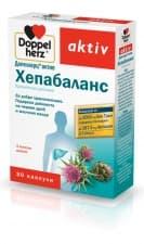 Допелхерц Хепабаланс - Подкрепа за черния дроб по време на празниците