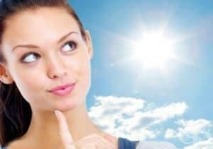 Акне и слънце - митове и погрешни схващания