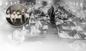 Исторически данни за грипа