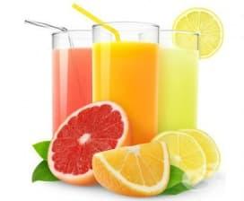 Ограничаване на приема на кисели храни и напитки