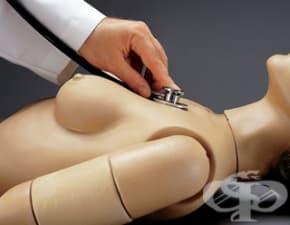 Какви признаци на аортна стеноза се установяват при преглед?
