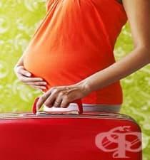 Пътуване и бременност