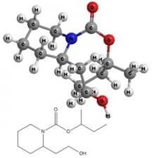 KBR 3023 - пикаридин