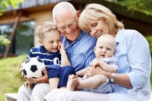 4 тайни на съвременните баби и дядовци