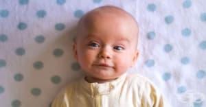 Признаци на социална тревожност при бебетата