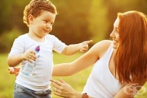 Бебетата и езикът — какво трябва да знаем
