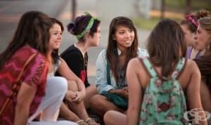 Груповата терапия е най-добрият избор за подкрепа и помощ на тийнейджъри с проблеми в социалния живот