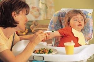 Как се развиват хранителните предпочитания при бебетата