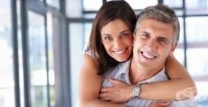 Каква е най-добрата възрастова разлика в романтичните отношения