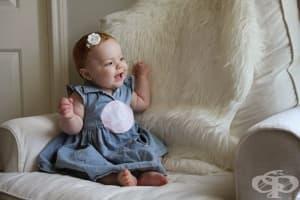 Как се развива бебето през 9-ти и 10-ти месец