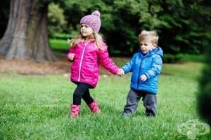 Развитие на децата и сексуално образование в ранното детство