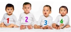 Посочете кое от тези бебета е момиче и ще разберете каква личност сте