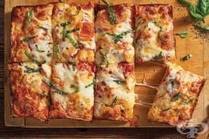 Бърза пица без месене