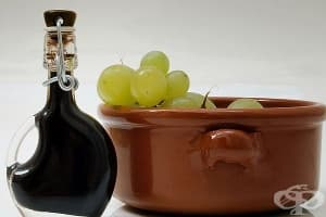 Домашен оцет от грозде