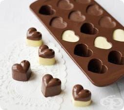 Домашни шоколадови бонбони