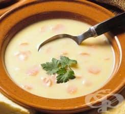 Картофена супа за 10 минути