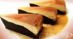 Торта Крем-карамел