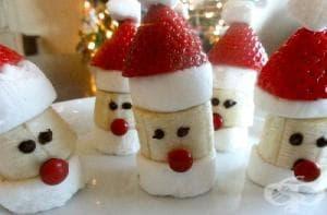Вкусни идеи с рецепти за забавни новогодишни ястия