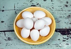 10 комбинации с яйце за домашна маска за коса