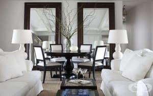 Разширите визуално пространствата у дома с огледала