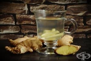 Изчистете тялото от токсини, като пиете чай от джинджифил