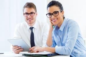Как да използвате езика на тялото при бизнес среща и интервю