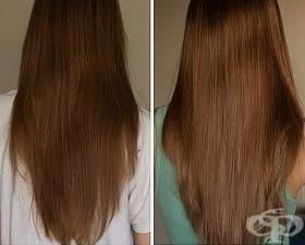 Направете си маска за подхранване на косата с кокосово масло
