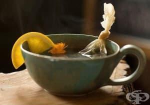 Пречистете белите дробове с чай от маточина, живовляк и копър