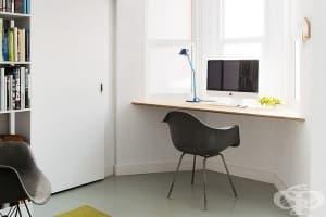 5 умни начина да сместите бюро в малка стая