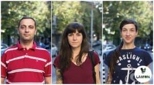 Анджела, Гергана и Филип: Успехът е да оставиш света по-добър, отколкото си го заварил!