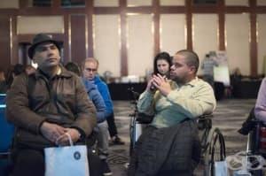 """Кариерният форум """"Равенството значи повече"""" даде шанс на хора с увреждания"""