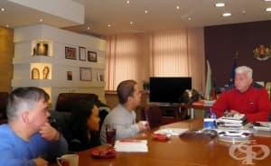 """Представители на """"Малки български хора"""" се срещнаха с областния управител на Пловдив"""