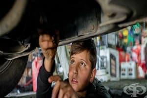 На 12 юни отбелязваме Световният ден срещу детския труд