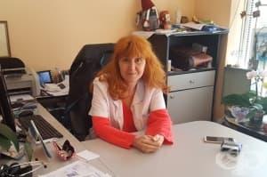 Д-р Жулиета Георгиева Тодорова