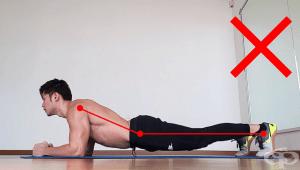 3 грешки в техниката на планк, които могат да са причина за болка в кръста