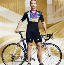 Крис Хой – колоездене на писта