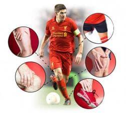 Травми във футбола