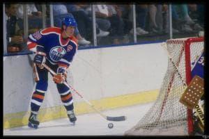 Уейн Грецки - Хокей на лед