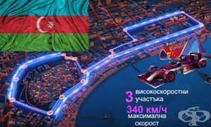 Баку Стрит – най-новата писта в календара на Формула 1