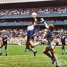 Аржентина – Англия (Световно първенство в Мексико 1986)