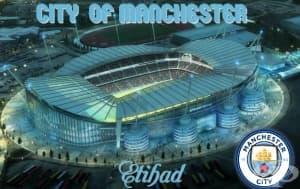 Градски стадион на Манчестър / Етихад