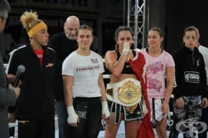 Ирем Акън от Турция спечели финалния турнир по кикбокс Girl Power 5